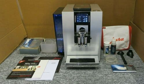 Jura Z6 15074 Fully Automatic Bean To Cup Professional Coffee 1450W Machine